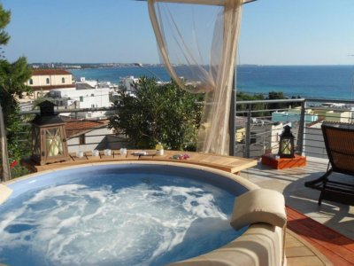 Hotel mira mare a lido conchile vicino a gallipoli - La finestra sul mare gallipoli ...