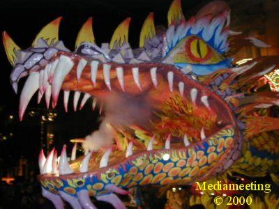 Il Carnevale di Gallipoli � il pi� grande del Salento.
