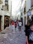 Strada principale centro storico