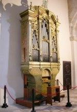 Organo nella Cattedrale