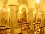 Navate Basilica dei Martiri