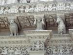 Particolare della basilica Santa Croce