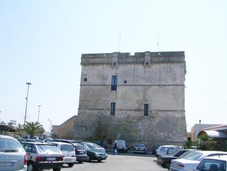 Lato Sud Torre Cesarea