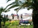 Giardini di fronte al porto
