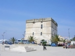 Lato Nord Torre Cesarea