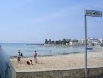 Piccola Spiaggia al centro di Porto Cesareo