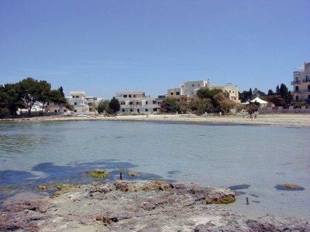 Foto Veduta Spiaggia Immagine Rivabella