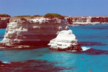 La costa di S. Andrea