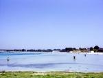 La spiaggia di Sant'Isidoro